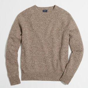 J. Crew Men's Lambswool Crewneck Sweater